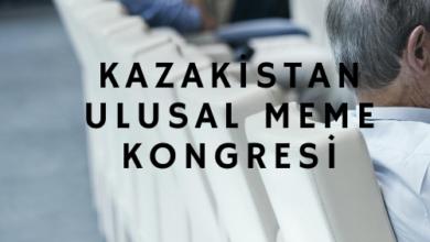 Kazakistan Ulusal Meme Kongresi