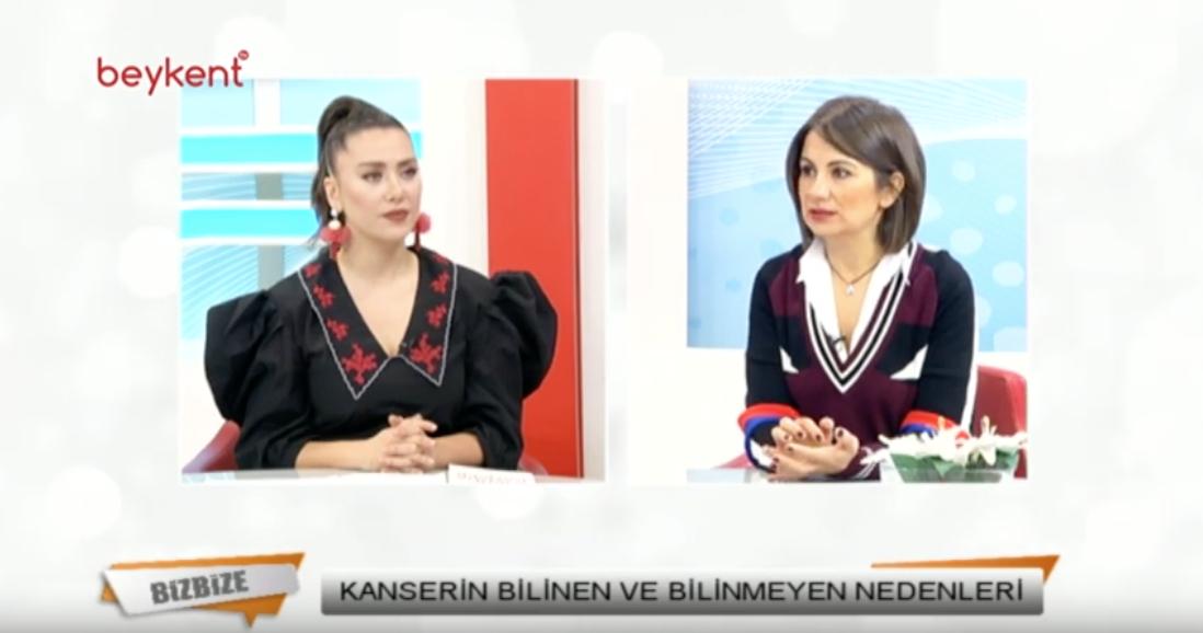 Photo of Ezgi Necla Çağlar İle Biz Bize Kanserden Nasıl Korunuruz? '50 Soruda Kanser' Prof Dr Berrin Pehlivan